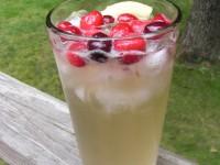 Игристый лимонад