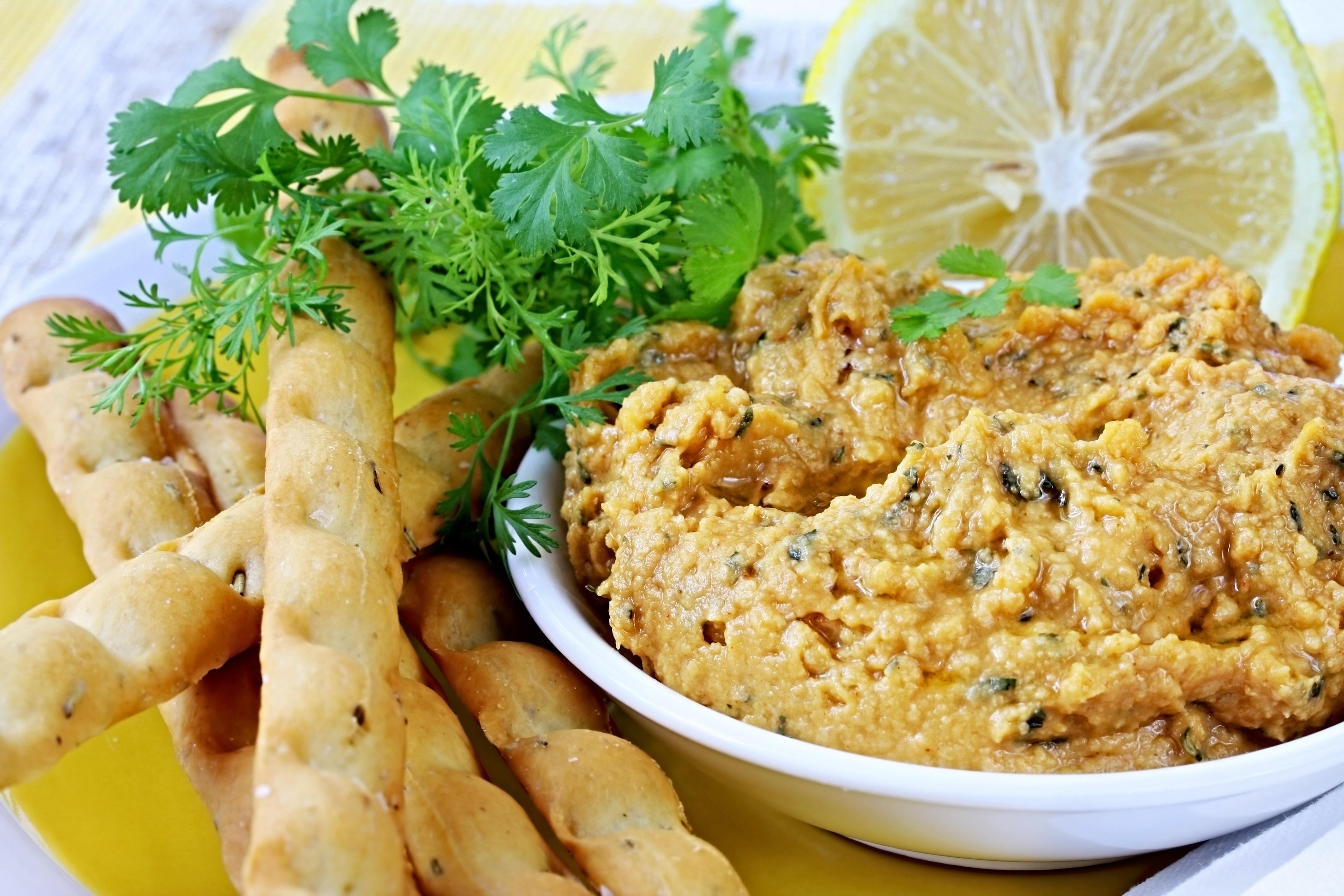 Рецепт хумуса без кунжута
