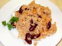 Фасоль и рис: лучший рецепт