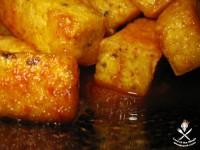 Крылышки из тофу