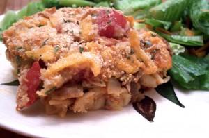 Italian Veggie Casserole