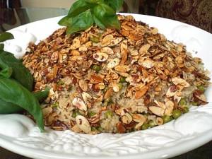 almond-rice