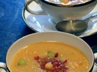 Суп из киви и дыни