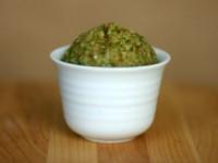 Зеленая паста чили