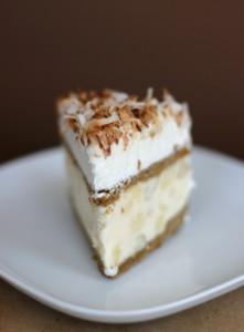 Торт из мороженого