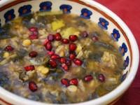 Гранатовый суп (Оши Анор)