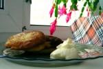Картофельно-тыквенные пакоры