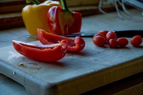 красный перец рецепты салатов