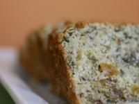 Горячий бананово-тыквенный хлеб на завтрак