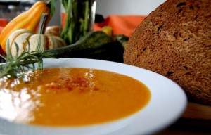 Суп-сквош