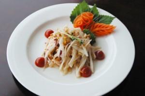 салат Корейская морковь и редис