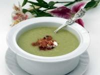 Суп из фасоли Лима