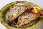 банановый французский тост