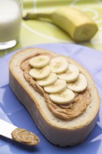 банановый сэндвич