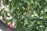 салат с сырой капустой
