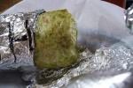 Вегетарианские лепешки с начинкой