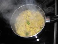 Цуккини, приготовленные на оливковом масле