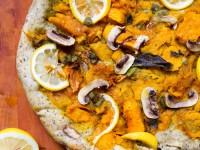 Пицца из тыквы