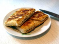 Хачапури из слоенного теста