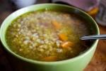 Гречневый суп (в пост)