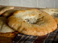 Узбекские и таджикские лепешки