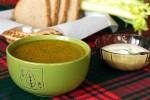 Суп из гороха и сельдерея