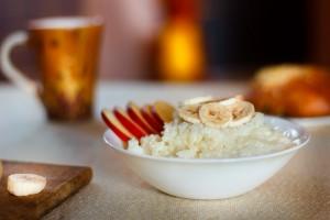 Каша из риса